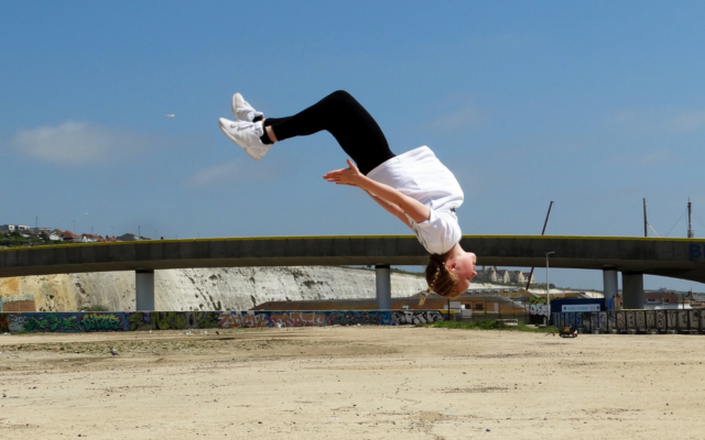 Street Dance student from East Grinstead